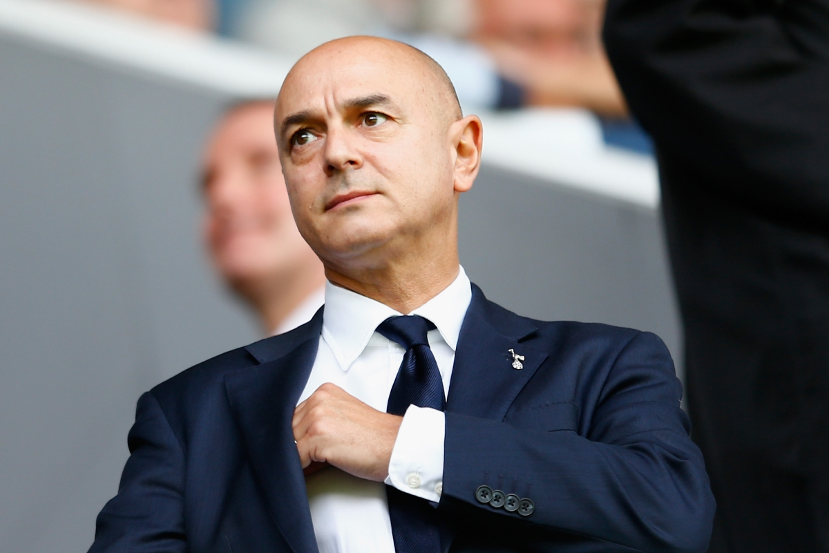 Tottenham Hotspur Chairman Daniel Levy Committed To
