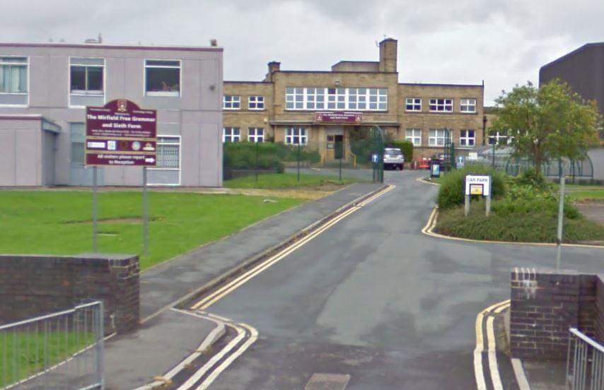 Mirfield free grammar school