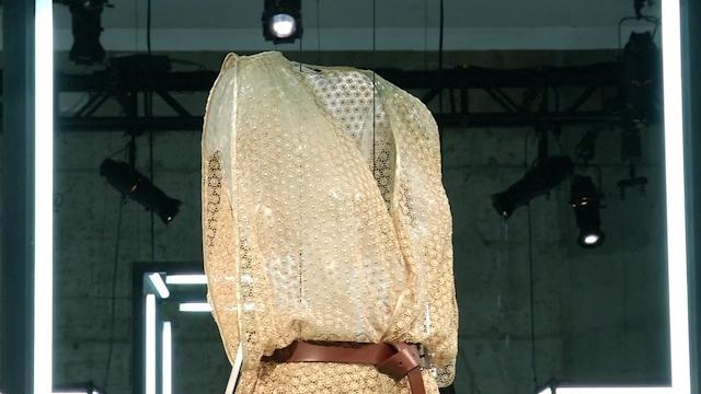 Dress inspired by Rey
