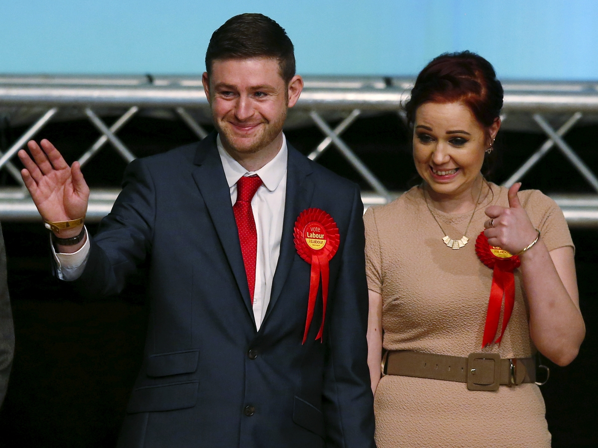 Labour wins Oldham