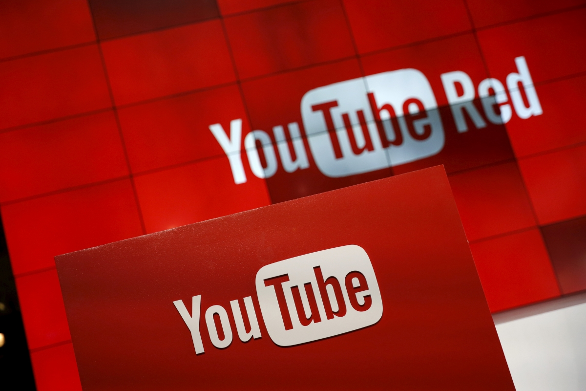 YouTube streaming rights
