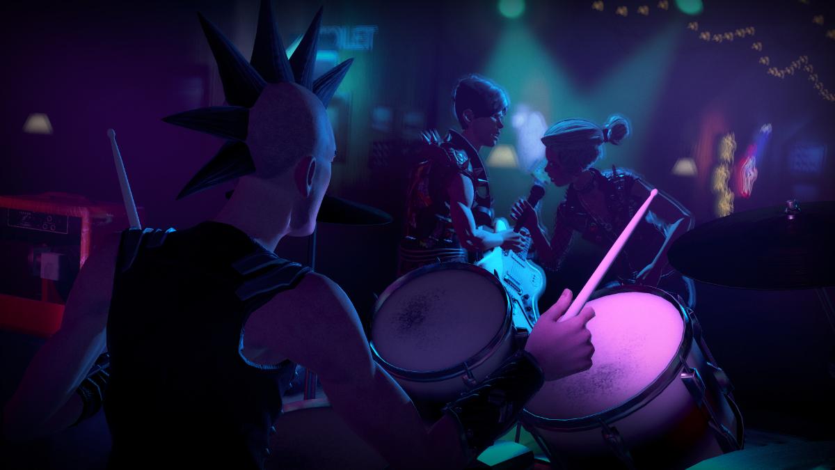 Rock Band VR