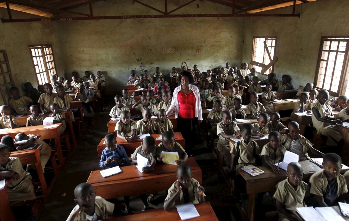 Burundi teachers asked for ethnic group