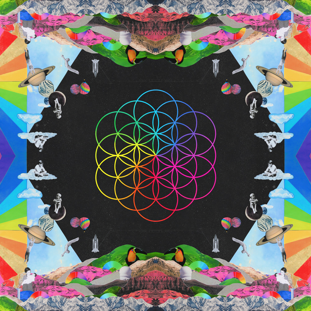 Coldplay new album