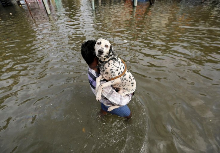 Chennai floods and India rains
