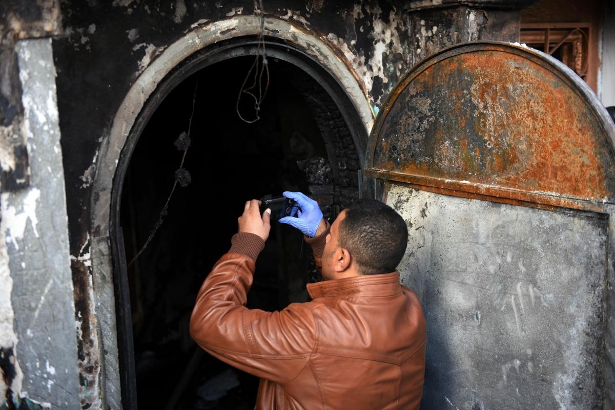 Cairo restaurant attack