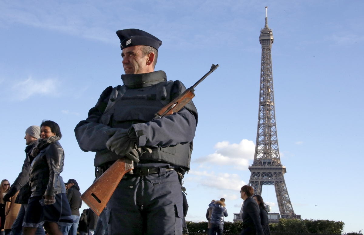 Security after Paris terror attacks