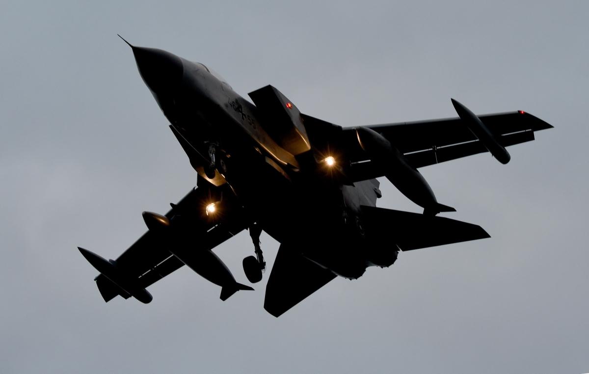 Tornado Germany