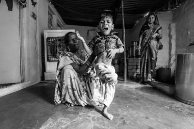 Children of the Bhopal Gas Leak