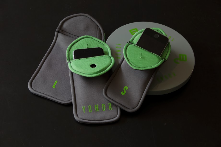 Yondr smartphone locking cases