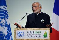 Narendra Modi at COP21