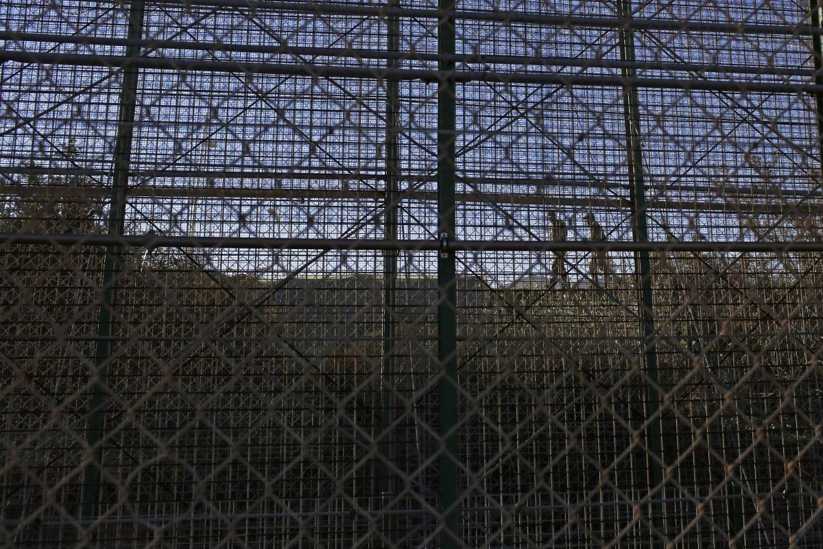 Morocco Melilla Ceuta enclave