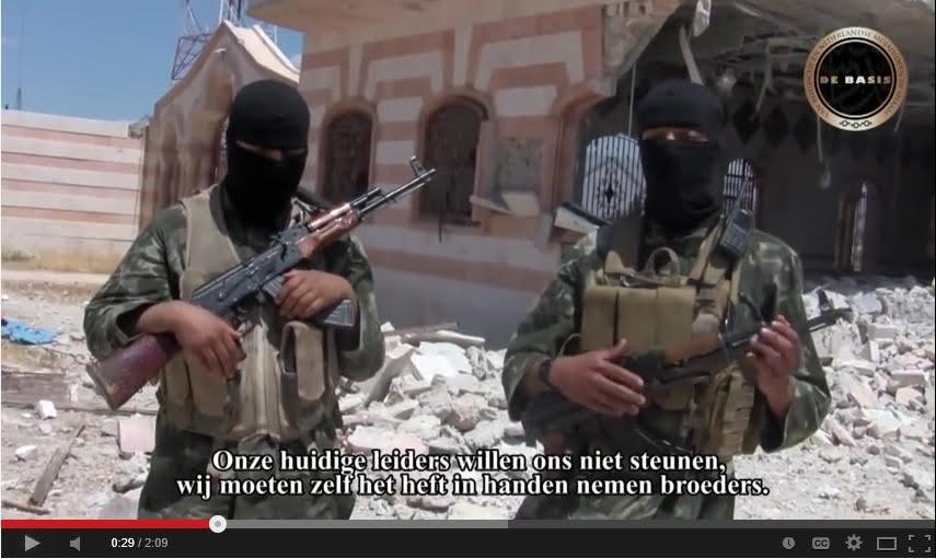 Belgian al Nusra militants