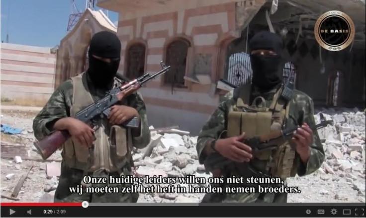 Belgian al-Nusra militants