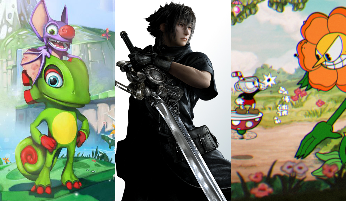 Video Game Preview 2016