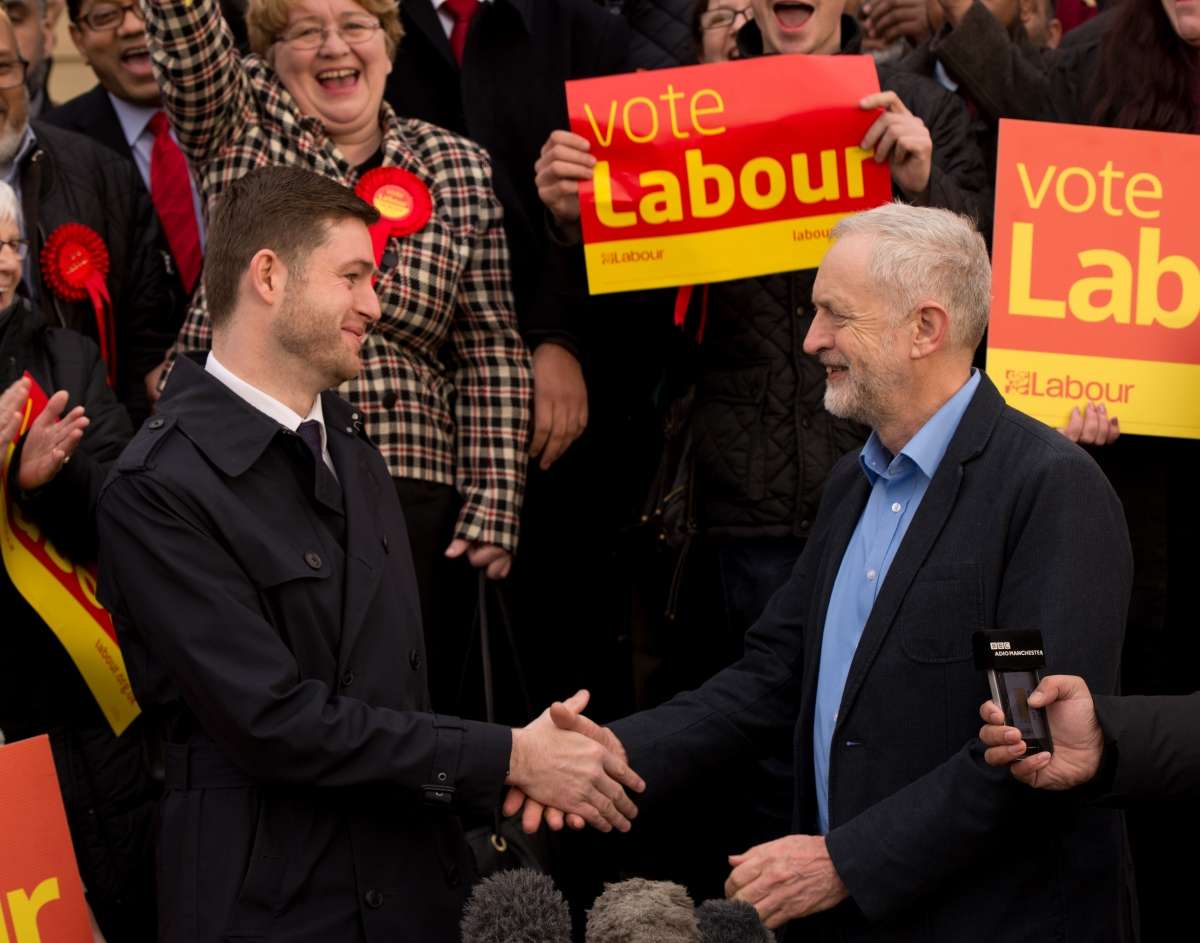 Oldham West and Royton by-election