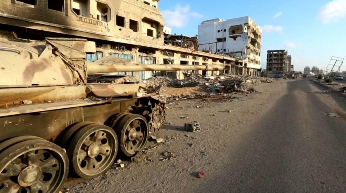 War torn Yemen