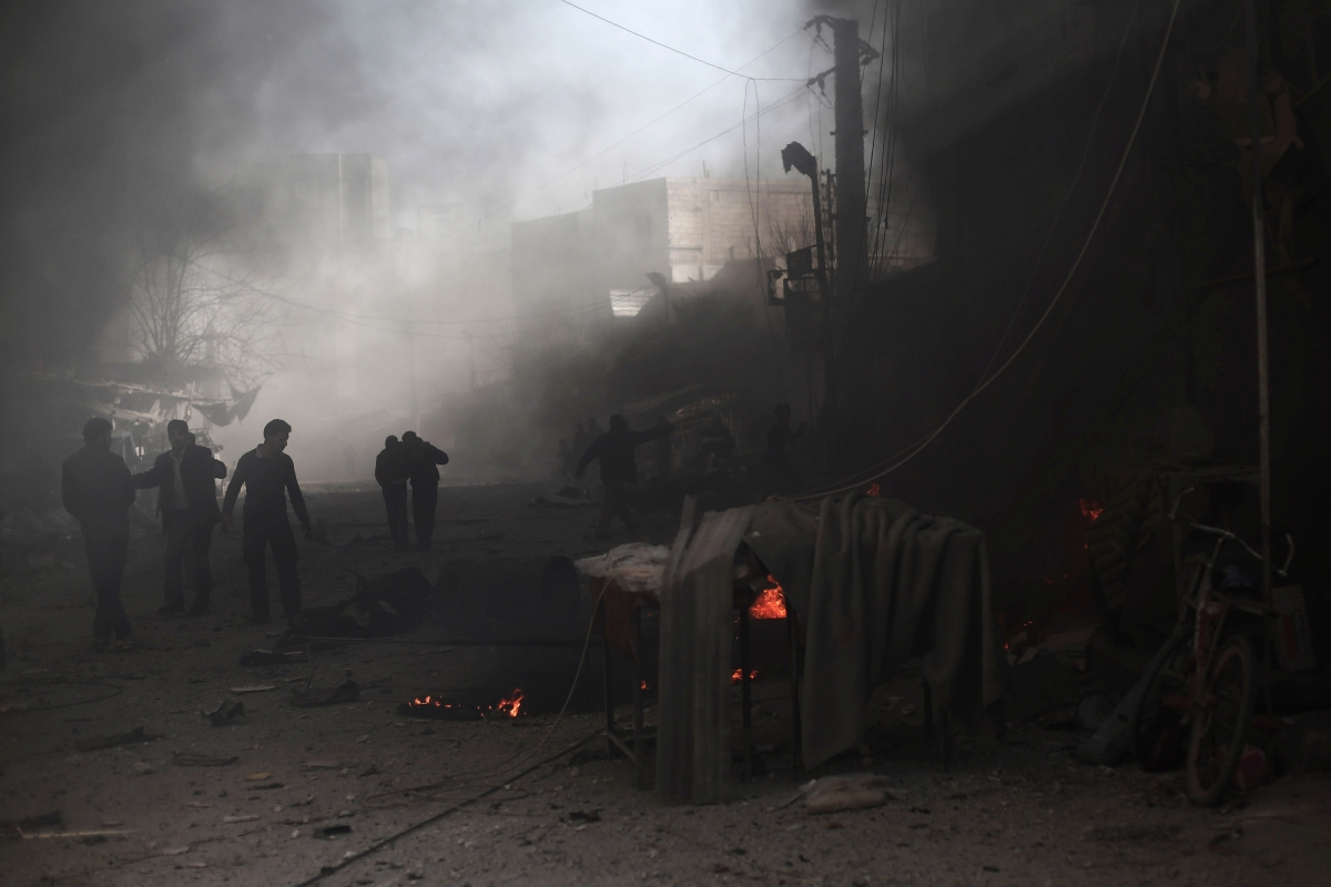 Jisreen Syria