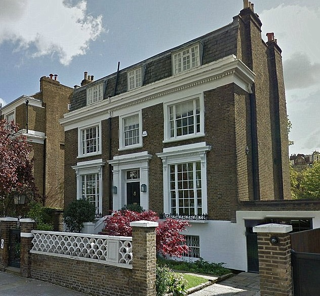 Pop mogul Simon Cowell burgled at £35 million London home ...
