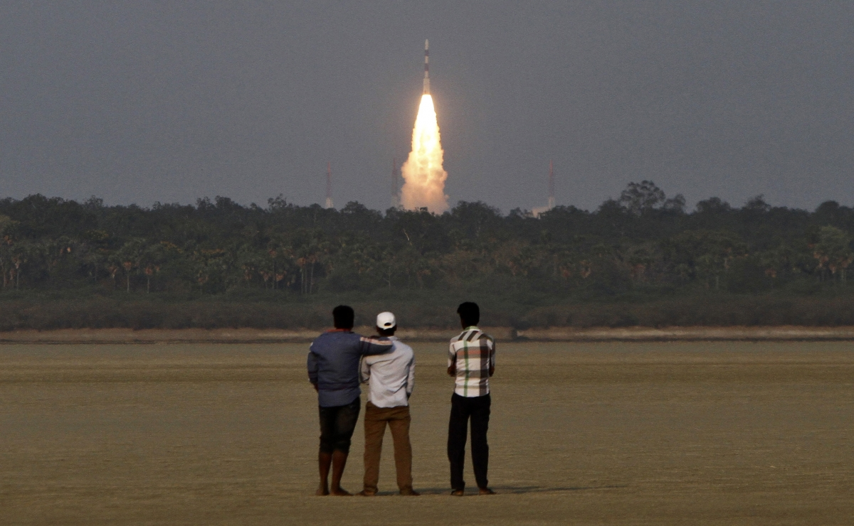 India space race