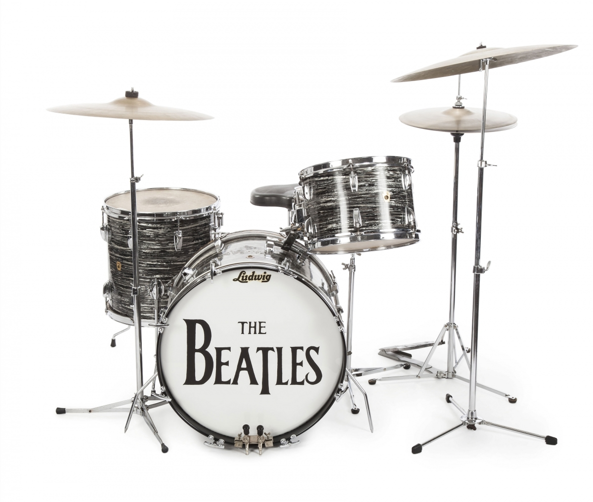Ringo Starr drum kit