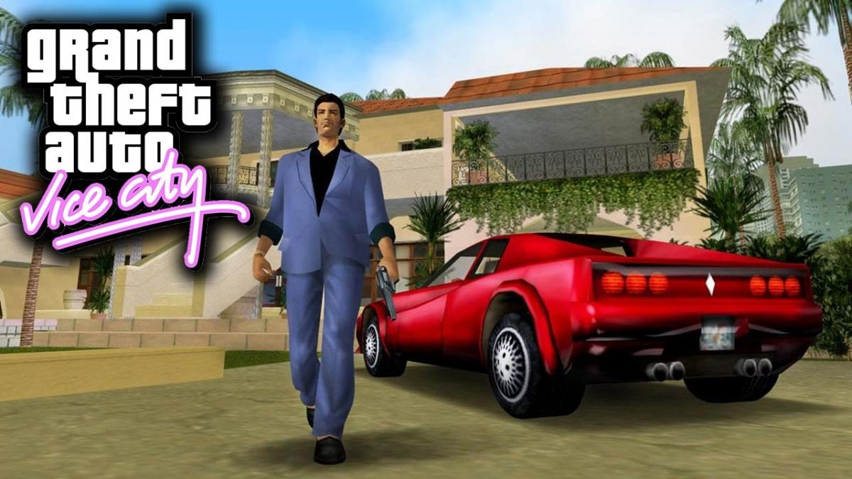 GTA Vice City - Remastered Edition