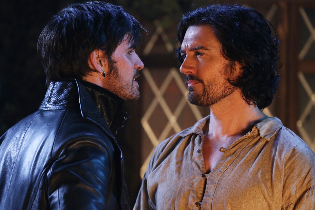 Once Upon a Time season 5 winter finale