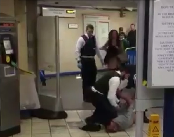 Leytonstone Tube Station Terrorism Incident