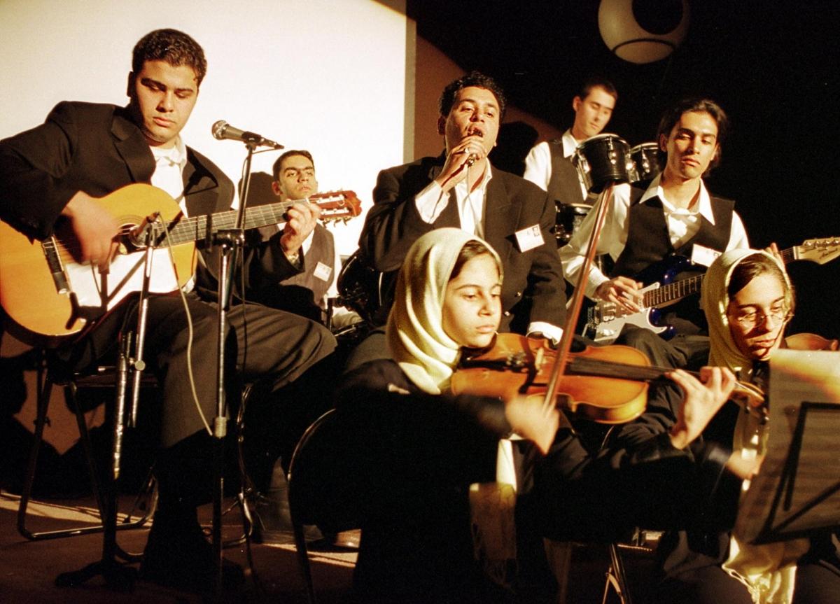 Iranian musicians