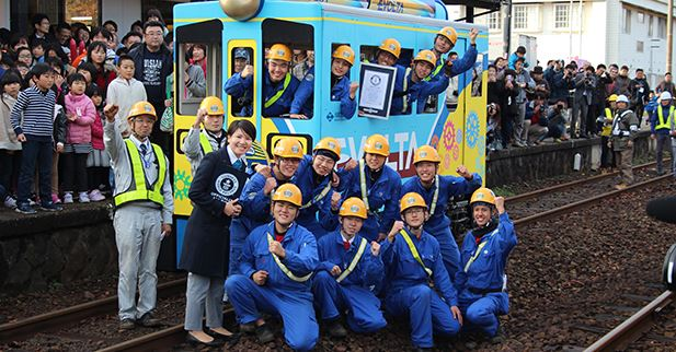 Panasonic Evolta battery breaks Guinness World Records