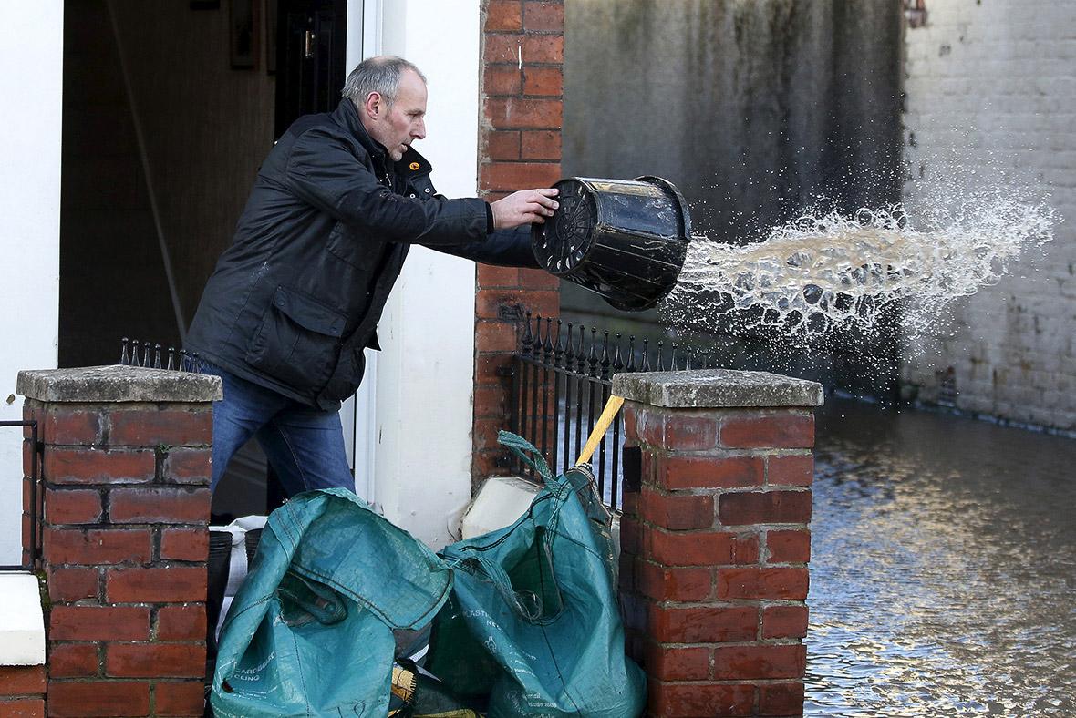 Cumbria floods