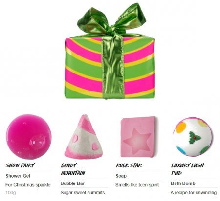 Christmas gifts Beauty and skincare for teens