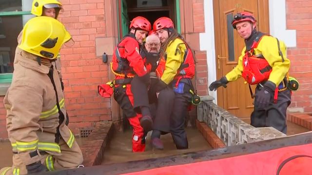 Door-to-door rescues