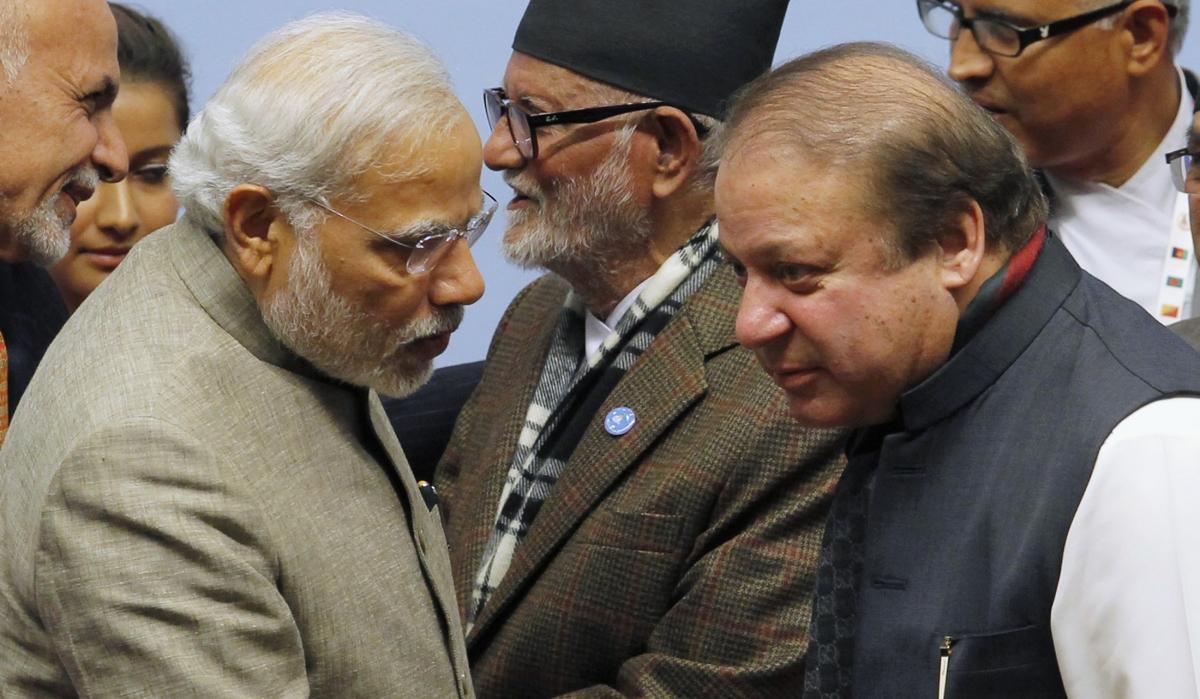 India Pakistan Narendra Modi visit