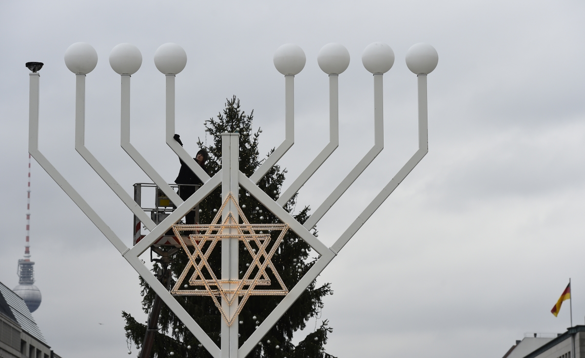 Hanukkah 2015