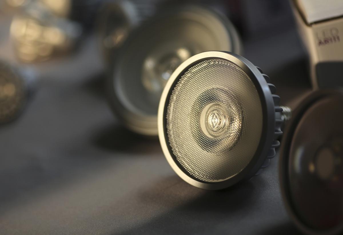 Ultraviolet light-emitting diodes