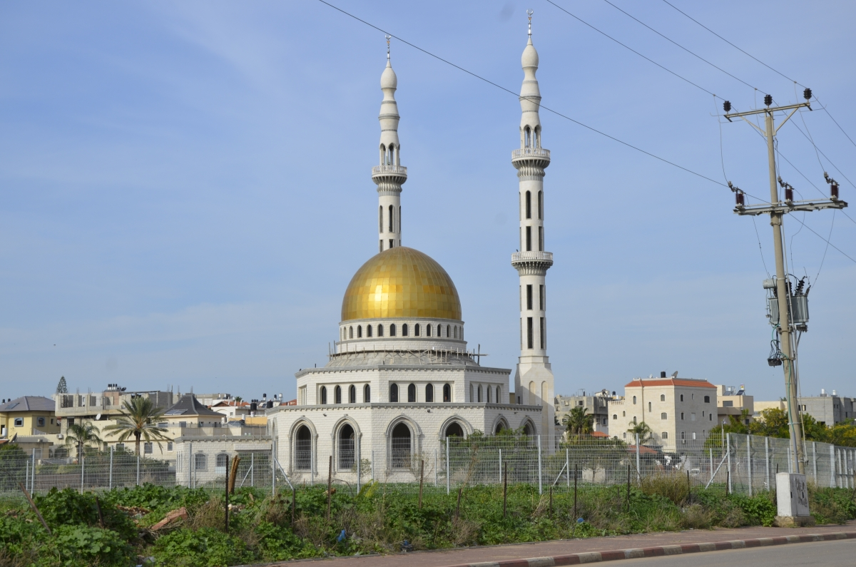 Jaljulia mosque