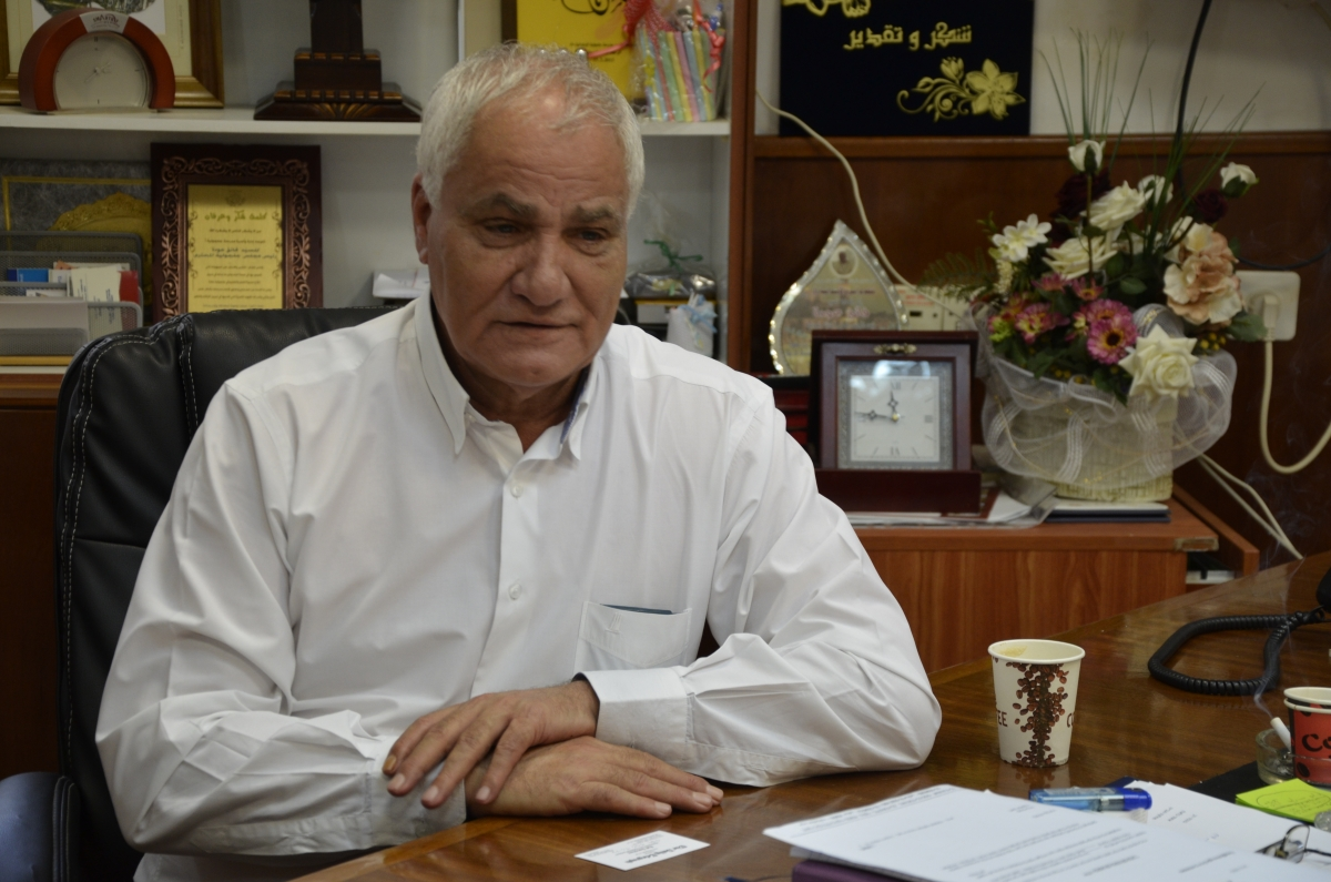 Fayik Odeh, Jaljulia's mayor