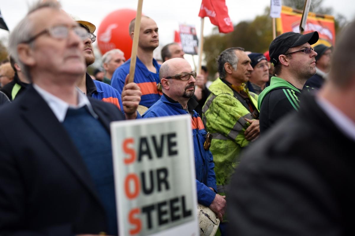 Tata Steel Scunthorpe
