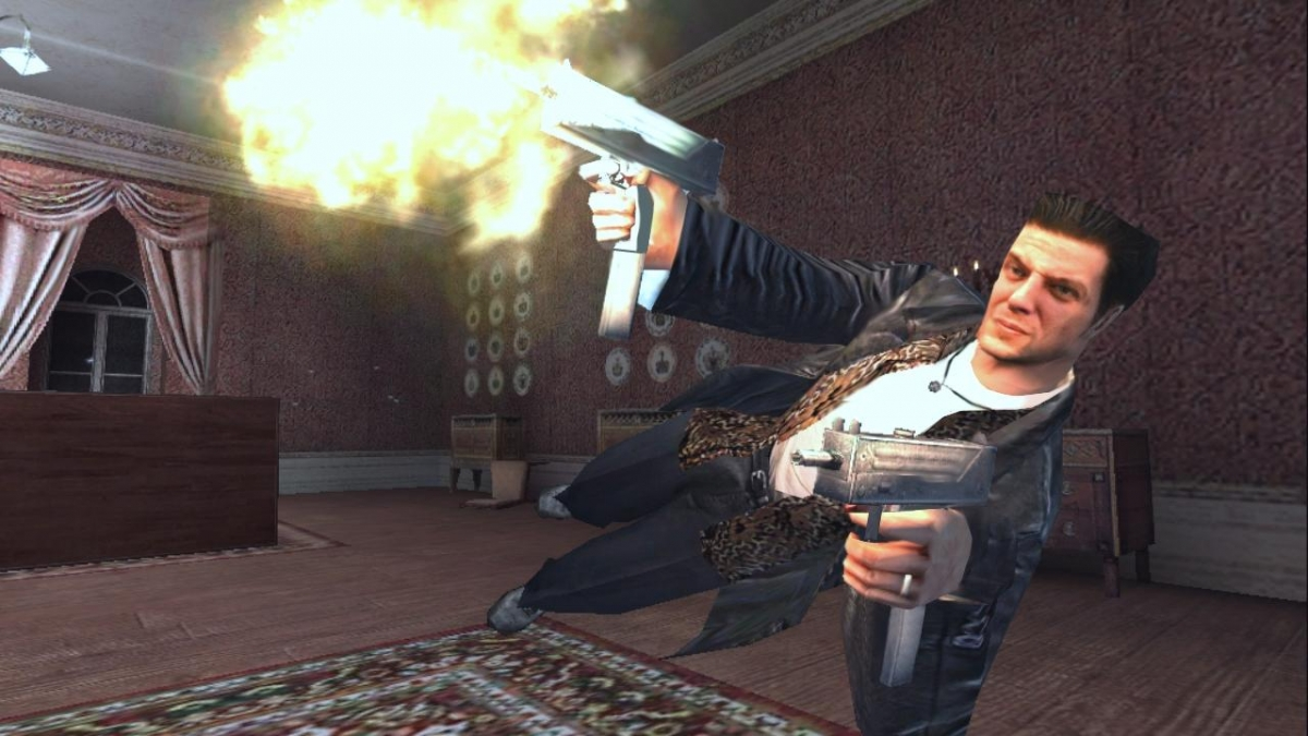 The Original Max Payne Is Coming To Ps4 On 22 April