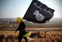 OpIsis rubber ducks Day of Rage