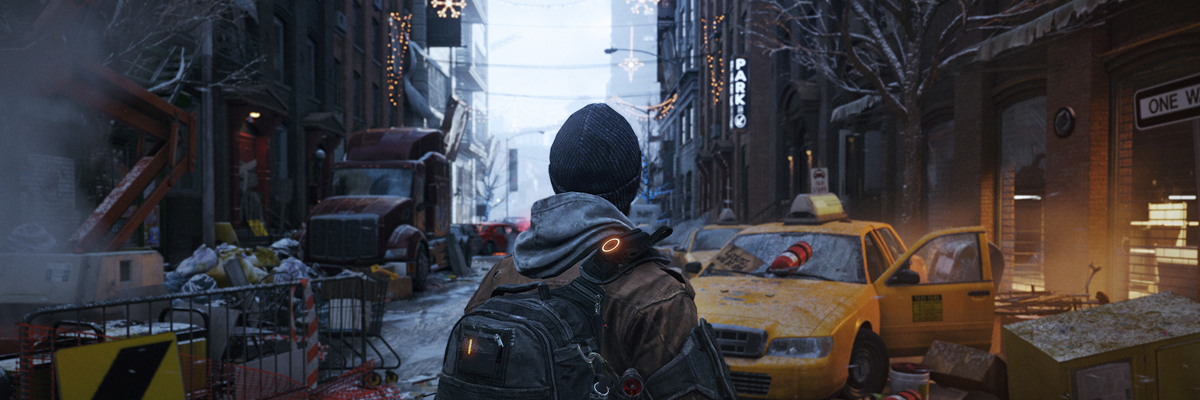 Tom Clancy's The Division: Day one bugs, trolls and funny moments