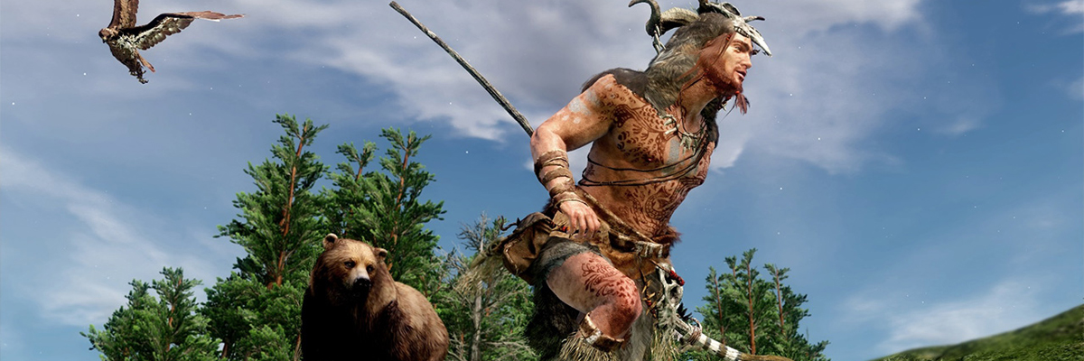 Wild PS4 Michel Ancel