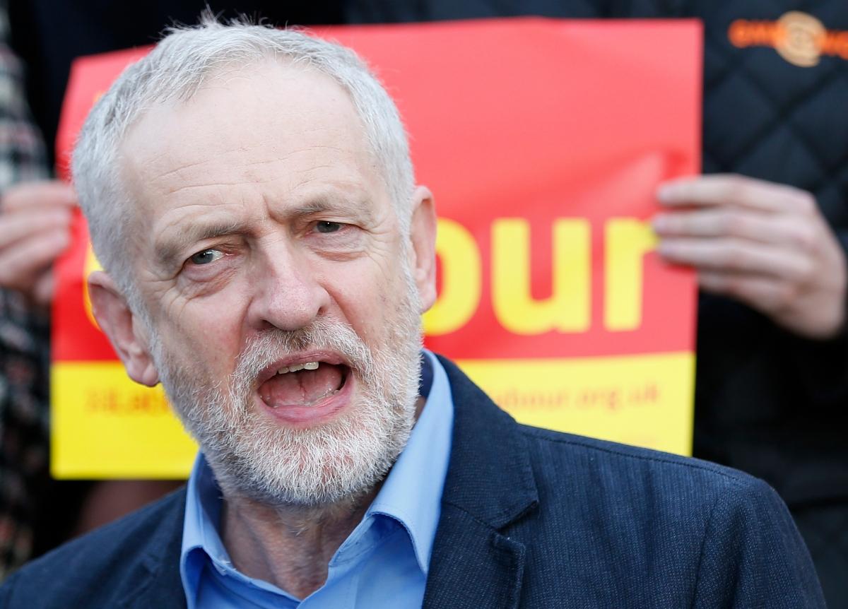 Jeremy Corbyn in Oldham
