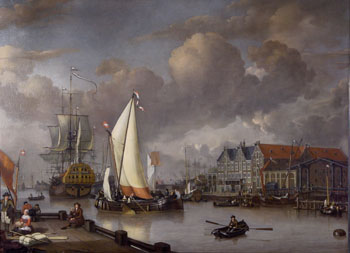 stolen Dutch art