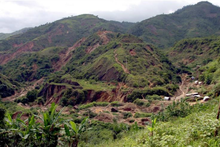 DRC Mining in Bukavu