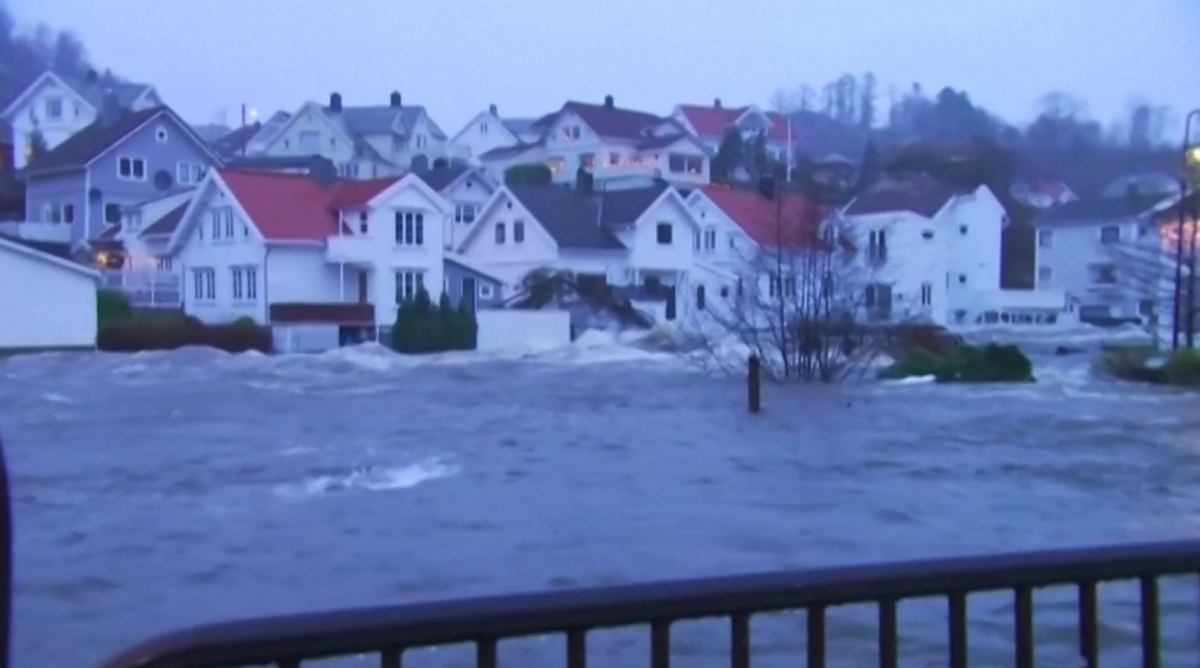 Norway floods