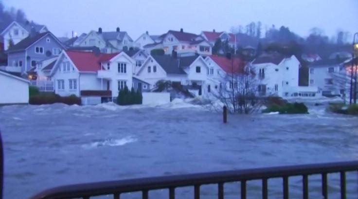 Norway floods