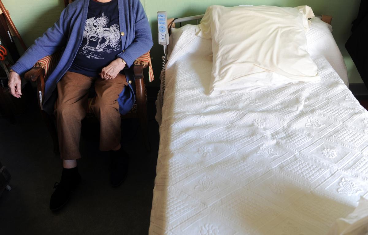 Elderly woman sex games