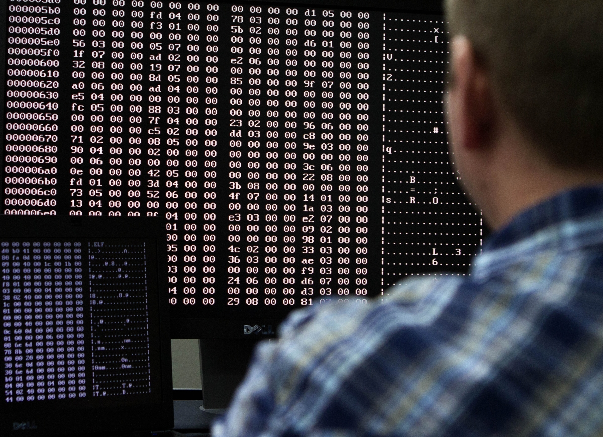 Cybersecurity experts demand in UK